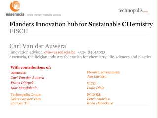 With contributions of: e ssenscia :  Carl Van  der Auwera Frans Dieryck Igor  Magdalenic