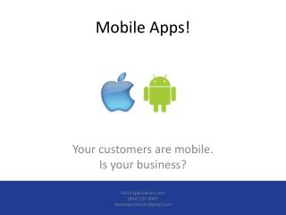 Mobile Apps!
