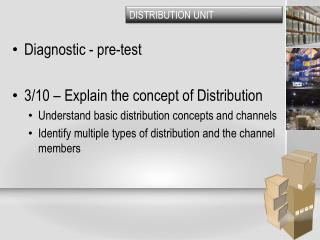 DISTRIBUTION UNIT
