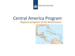 Central America Program
