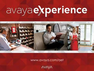 www.avaya.com / aet