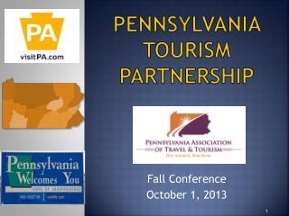 Pennsylvania tourism Partnership