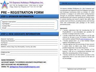 TVI Express Holidays Philippines Inc.