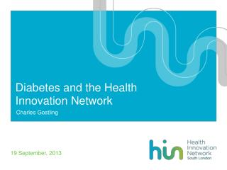 Diabetes and the Health Innovation Network