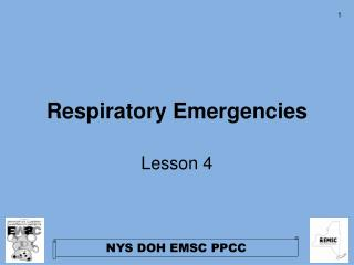 respiratory emergencies
