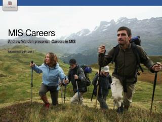 MIS Careers