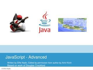 JavaScript  - Advanced