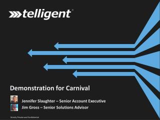 Demonstration for  Carnival