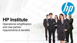 HP Institute