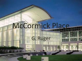 McCormick Place