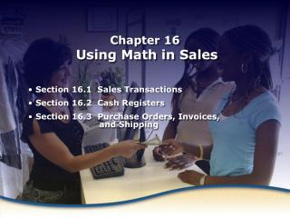 Sales Transactions