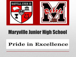 Maryville Junior High School