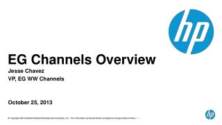 EG Channels Overview
