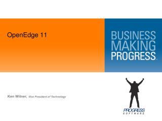 OpenEdge 11