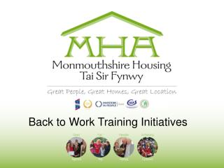 Back to Work Training Initiatives