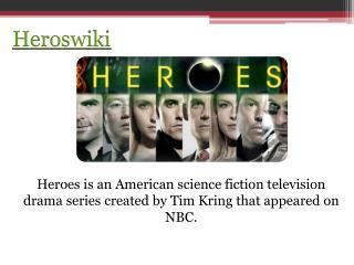 Heros wiki