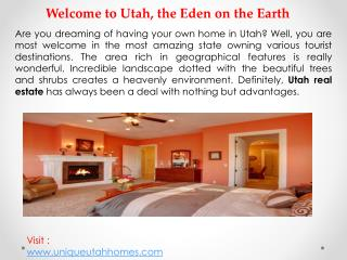 Sundance Utah real estate