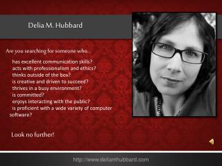 Delia M. Hubbard