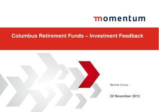 Bennie Crous 2 2 November  2012