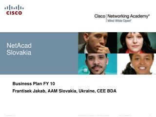 NetAcad  Slovakia