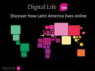 Discover how Latin America lives online