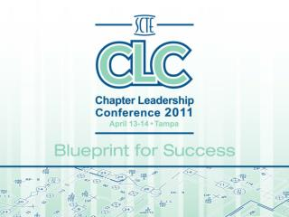 Incorporate SCTE Pd into the Chapter Meetings
