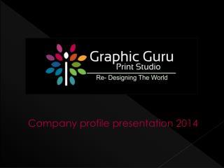 Company profile presentation 2014