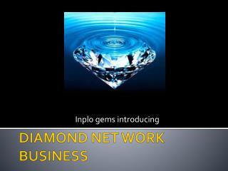 DIAMOND NET WORK BUSINESS
