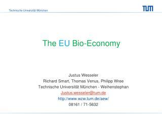 The  EU  Bio-Economy