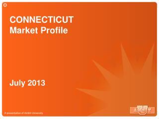 CONNECTICUT  Market Profile