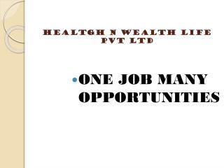 Healtgh  n wealth Life Pvt ltd