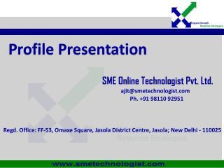 Profile Presentation