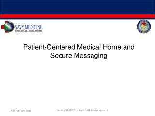 Patient-Centered Medical Home and Secure Messaging