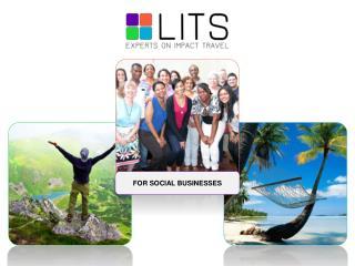 FOR SOCIAL BUSINESSES