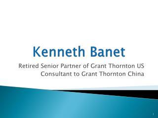Kenneth Banet