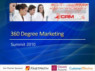 360 Degree Marketing
