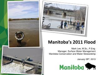 Manitoba's 2011 Flood