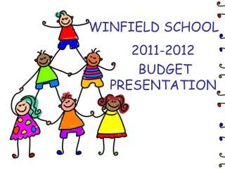 WINFIELD SCHOOL