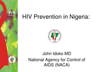 HIV Prevention in Nigeria: