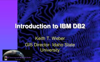 Introduction to IBM DB2