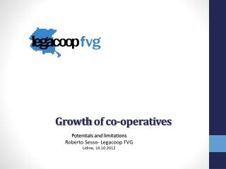 Growth  of co- operatives
