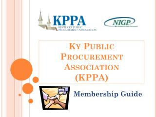 Ky Public  Procurement  Association (KPPA)