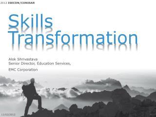 Skills Transformation