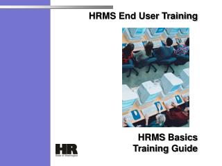 HRMS End User Training