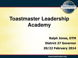 www.toastmasters.org