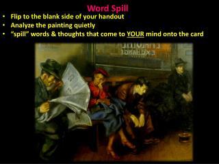 Word Spill