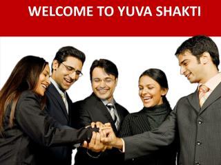 WELCOME TO YUVA SHAKTI