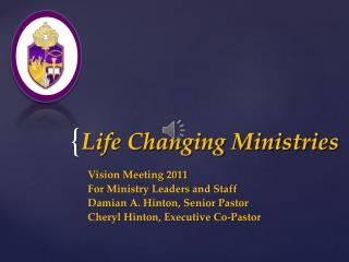 Life Changing Ministries