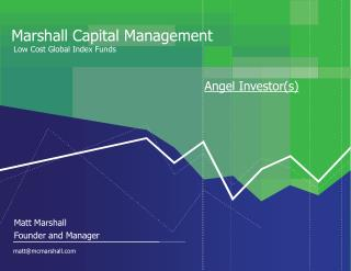 Marshall Capital Management