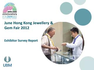 Exhibitor Survey Report